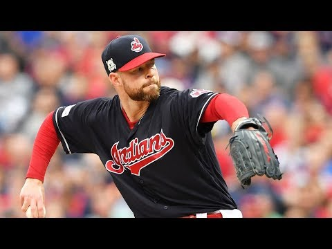 Corey Kluber Ultimate 2018 Highlights