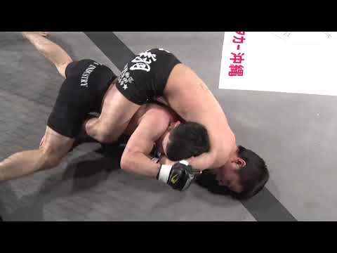 GLADIATOR8 ライトフライ級 5分2R  大翔(BURST) vs 草信孝謙(TEAM TED)