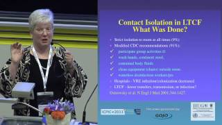 Specific Infection Control Challenges in Long Term Care Facilities