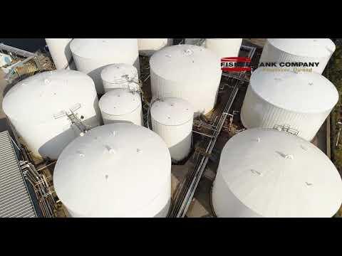 Olive Oil Storage Tanks Baltimore