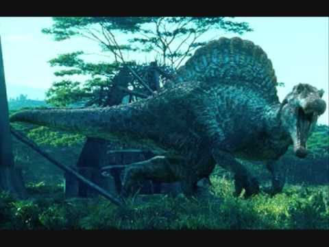 Spinosaurus Aegyptiacus YouTube