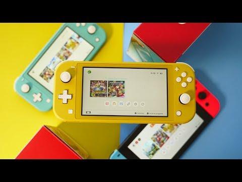 Nintendo Switch Lite vs. normal ¿cuál comprar?