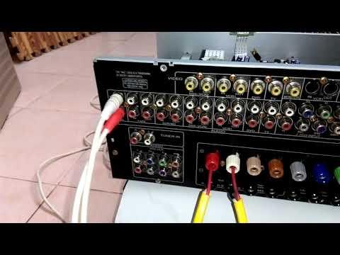 ( Đã bán ) Review Ampli Đa Kênh Marantz PS-4500