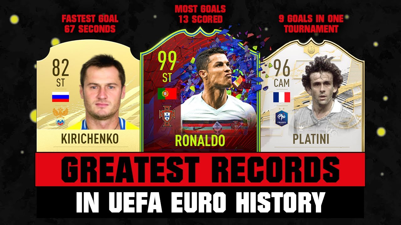 TOP 25 Greatest Records in UEFA Euro History! 😵🤯