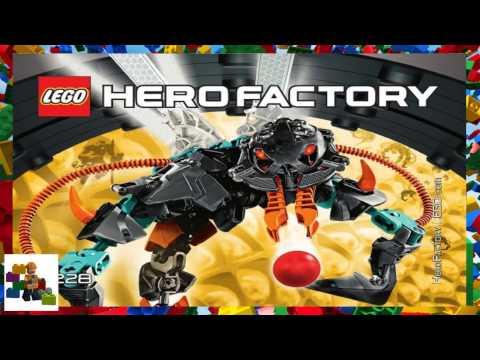 LEGO Instructions - HERO Factory - 6228 - Thornraxx
