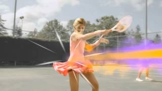 Video Game Trailers - Mario Tennis Open Commercial [3DS Online Wifi]