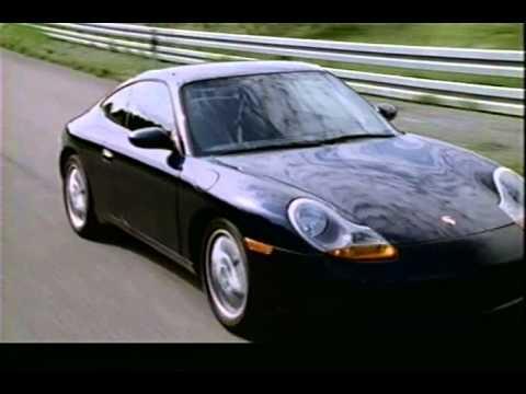 Porsche 911 Video - Magazine cover
