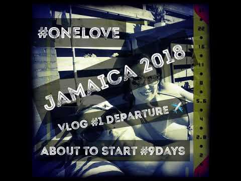 Jamaica Travel vlog 2018