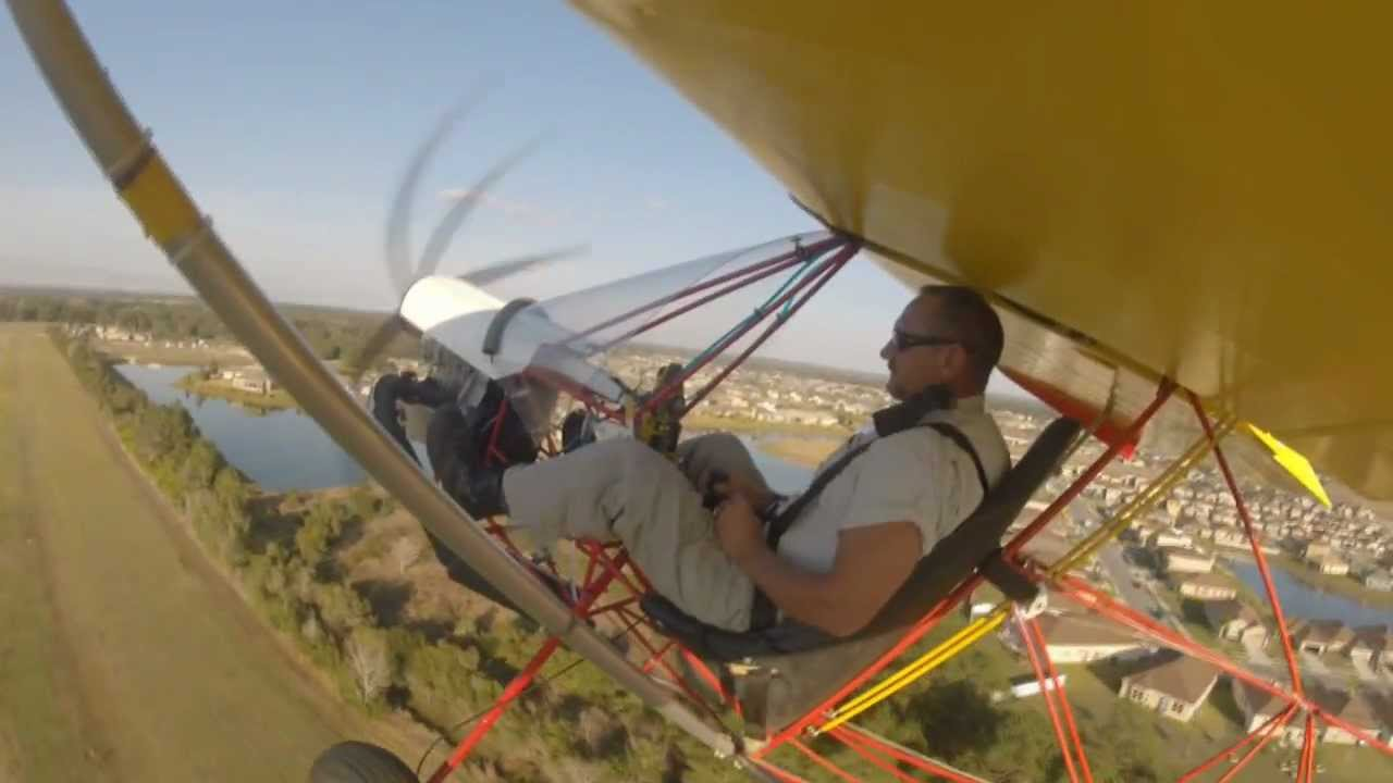 TEAM AIRBIKE TEST FLIGHT - YouTube