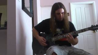 Hatebreed - Nothing Scars Me (Guitar Cover)