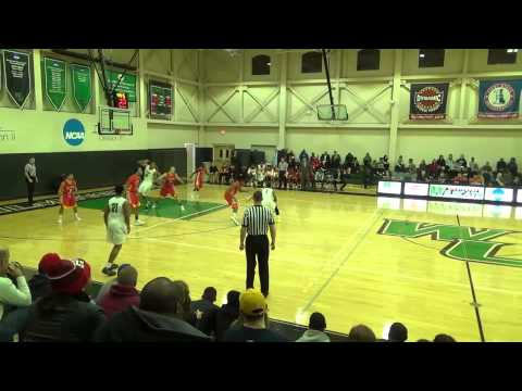 Men's Basketball - Chestnut Hill College vs Wilmington University (12/16/2015)