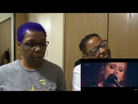 Adele - Don't You Remember (Live at Largo) Reaction!