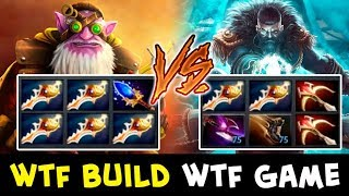 WTF this game — LOL Rapiers Sniper build vs Kunkka Rapiers