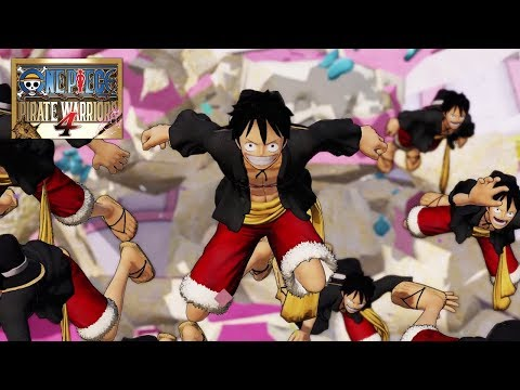 ONE PIECE Pirate Warriors 4 - Gamescom Trailer - PS4/XB1/NSW/PC