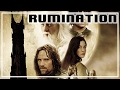 Rumination Analysis on The Lord of the Rings, The Two Towers