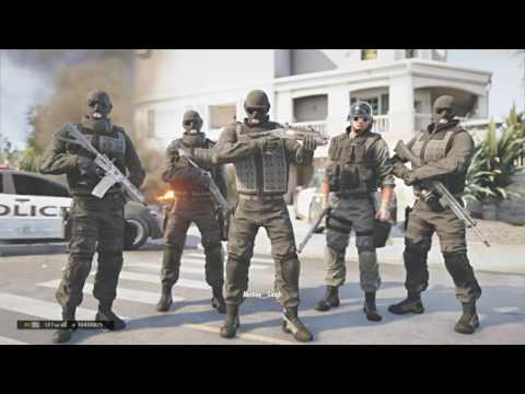 Rainbow six siege -(New year special)  Recruit party