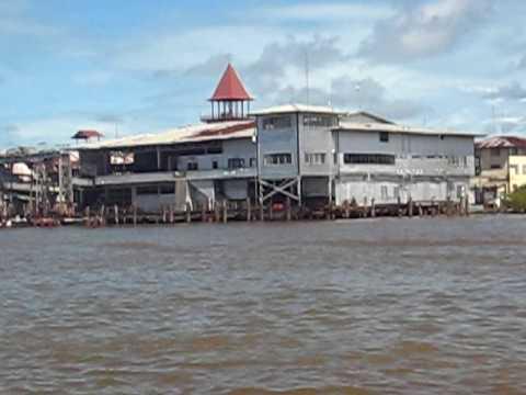 demerara river,guyana