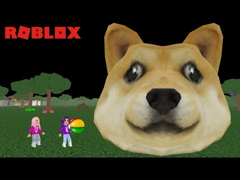 Roblox: Grow and Raise an Epic Doge / PLAY WITH GIANT DOGE!