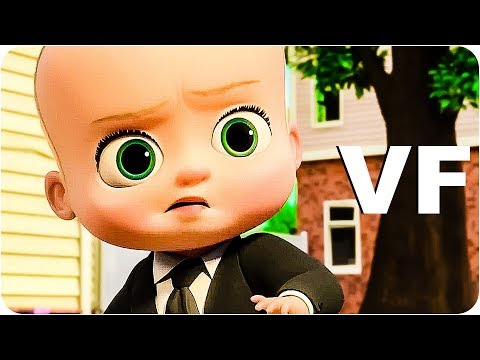 BABY BOSS : Les Affaires Reprennent Bande Annonce VF (2018)