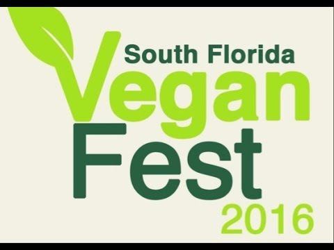My First Vegan Festival!!! South Florida Vegan Festival
