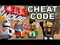 Lego Movie Cheat Codes for Blacktron Fan & Musical Pants (Free Video Game Character!)