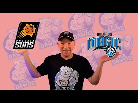 Orlando Magic vs Phoenix Suns 3/24/21 Free NBA Pick and Prediction NBA Betting Tips