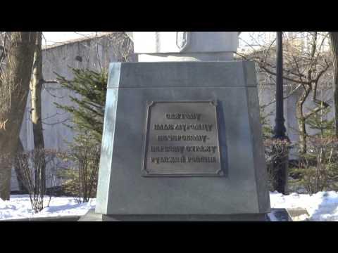 Памятник Илье Муромцу Муром
