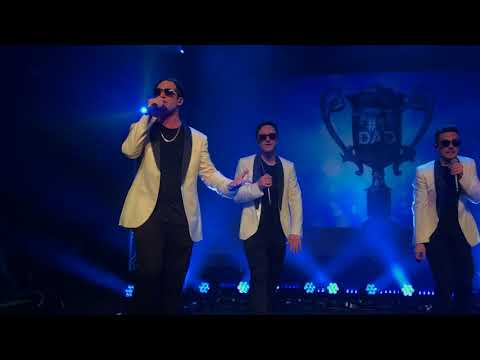 "Lonely Island + Michael Bolton ""Incredible Thoughts"" Live"