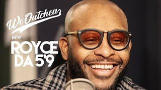 Royce Da 5'9 hits Shade 45 and talks heading up his new label to help develop talent like Hitsville!