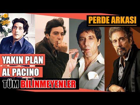 Yakın Plan: Al Pacino Tüm Bilinmeyenler!
