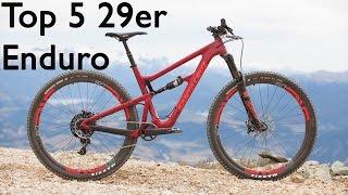 Top 5  Enduro 29er Bikes 2017
