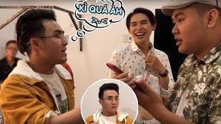 """Huỳnh Lập ĐÁNG THƯƠNG bị đồng nghiệp """"CHƠI KHĂM"""" đến ĐAU LÒNG"""