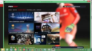 How to install PTE patch 5.0 for PES 2015 pc
