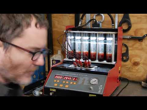 Fuel Injector Tester and Cleaner Tuesday's Tool #3