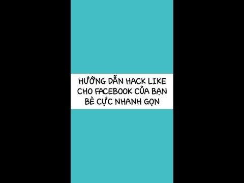 hướng dẫn cách hack like ảnh trên facebook - Hướng dẫn hack like cho giúp bạn bè cực dễ