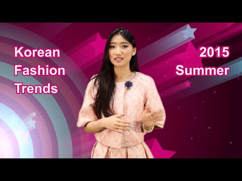 Korean Summer Fashion Trends 2015 | Wendy's Style Tips