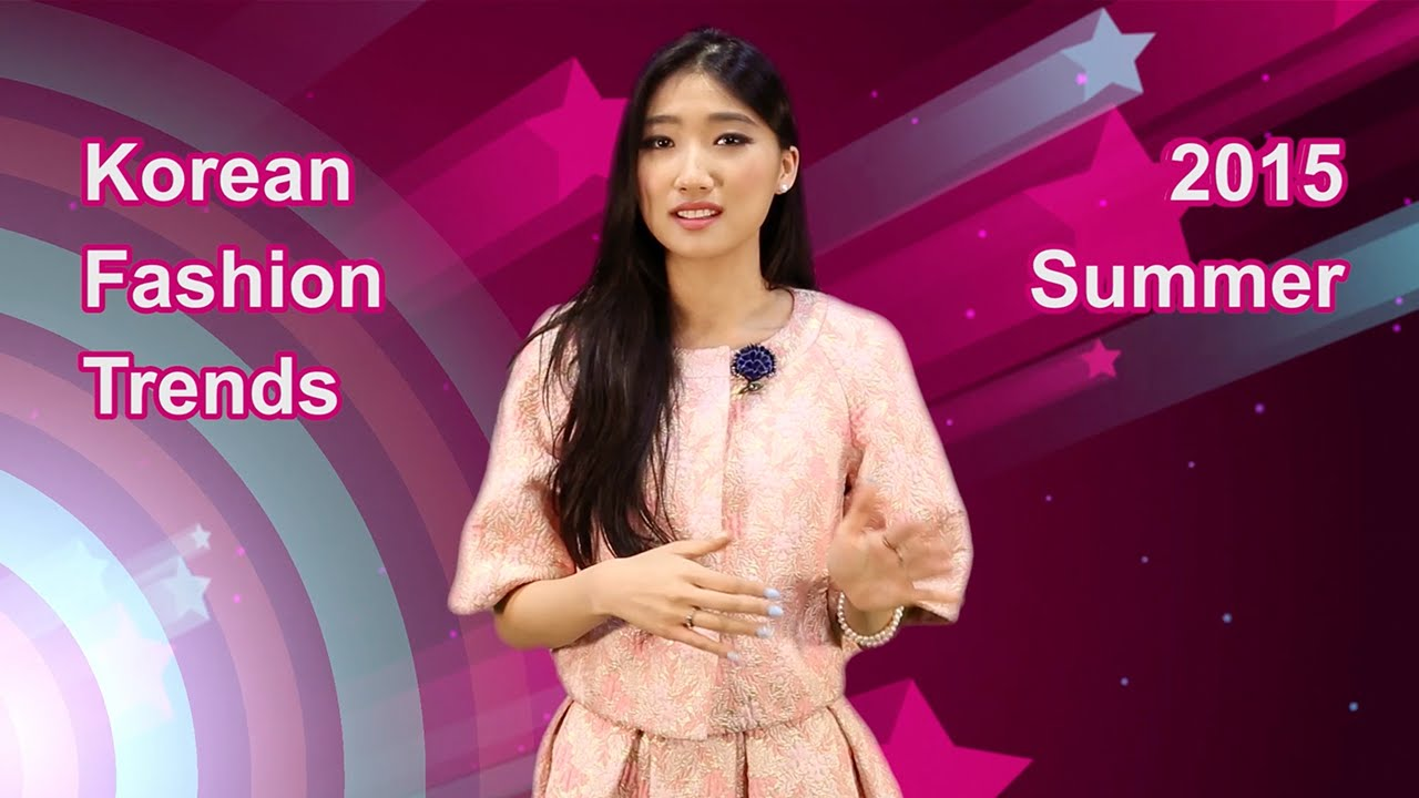 Korean Summer Fashion Trends 2015 Wendy 39 S Style Tips Wishtrend Youtube