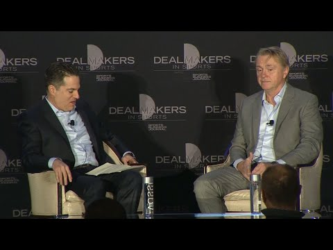 Wes Edens discusses managing his time and focus amongst his different businesses
