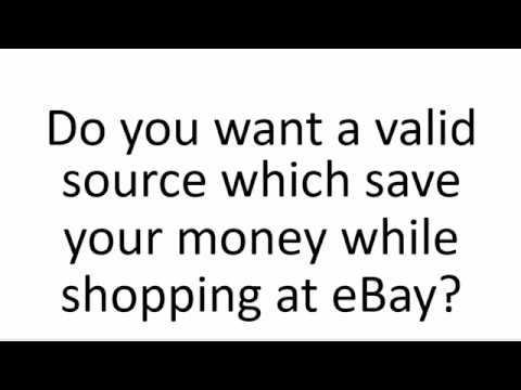 eBay Promo Code 2018 & $10 Off Coupon Codes That Work