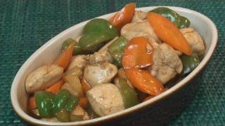 Simple Sweet and Sour Chicken Recipe