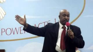 Pastor C. Boatman - With All These Gay Marriages, etc.  God Is Going To Visit Us. (Judgment)