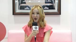 Interview: Megan Lee (South Korea) talks about life as a K-Pop rookie Mp3