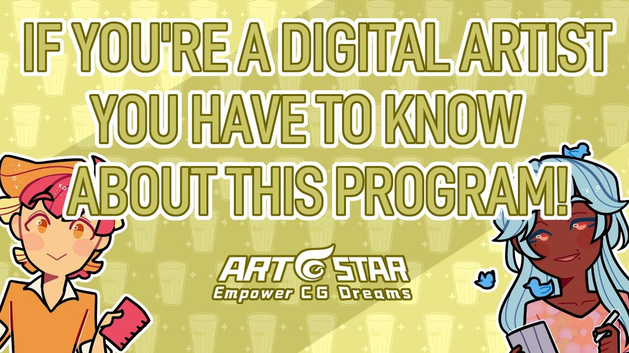 THE XP-PEN ART STAR PROGRAM - empower your CG dreams!