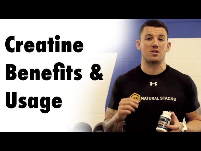 Creatine 101: Benefits, Cycling and Usage