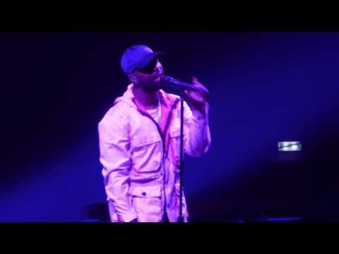HD Dvsn - HALLUCINATIONS [PARIS BERCY] Drake Boy Meets World Tour 2017   Hallucinations