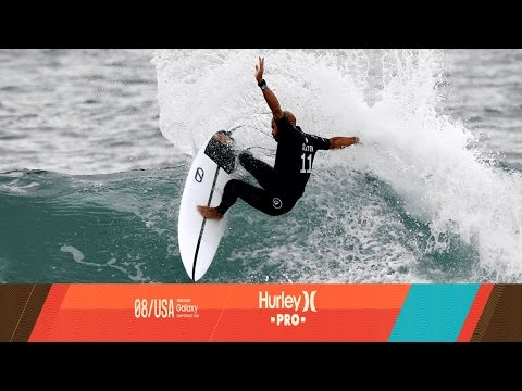Kelly Slater Insane Air - Hurley Pro at Trestles 2015