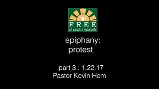 Free Church Network Sermon 20170122