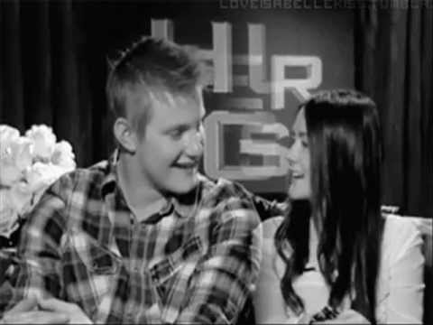 Isabelle Fuhrman and alexander ludwig interview