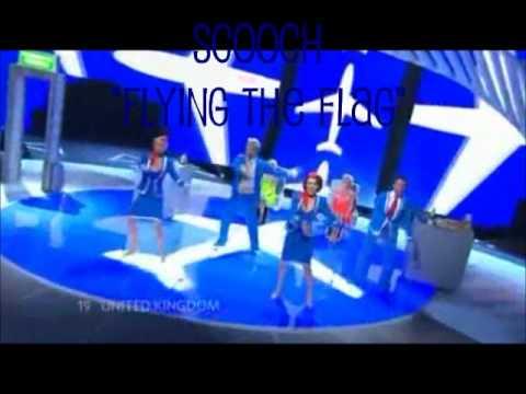 The United Kingdom at Eurovision (2002-2012)
