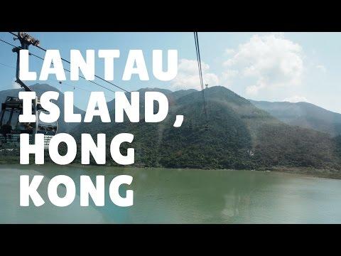 Visiting Lantau Island in Hong Kong